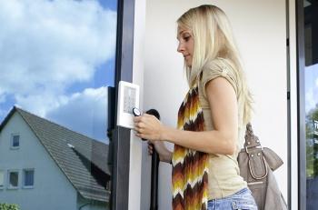 Wie sicher ist Ihr Zuhause?-